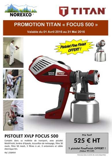 Promotion FOCUS 500